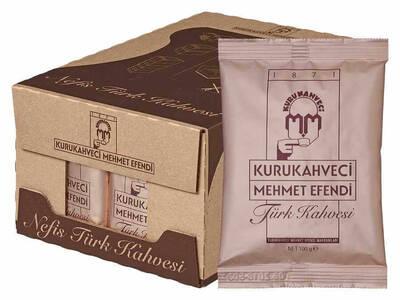 25 Adet Mehmet Efendi Türk Kahvesi 100 gr