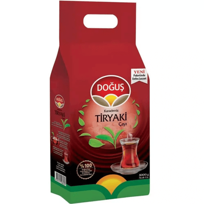 Doğuş Karadeniz Tiryaki Siyah Çay 5000 gr