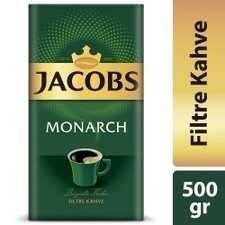 Jacobs Monarch Filtre Kahve 500 gr