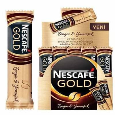 Nescafe Gold 2 gr 100′lü