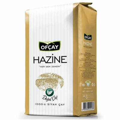 Ofçay Hazine Dökme Çay 1000 g